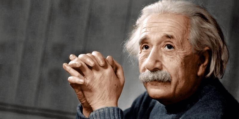 inspire albert Einstein