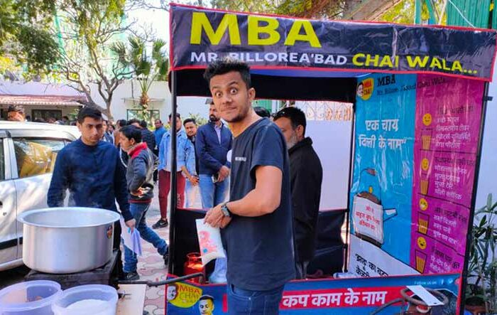 How Prafull Billore, successful non-MBA chaiwallah success story provides us with 10 learning lessons?