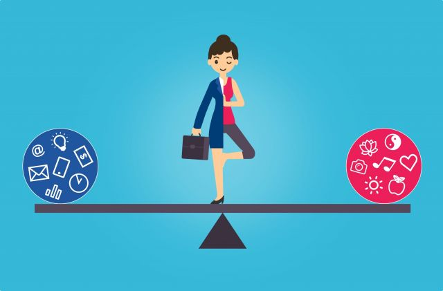 How to bring a work life balance in 5 easy steps?