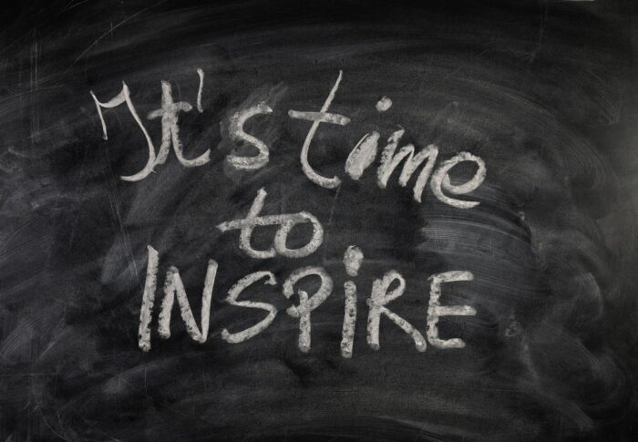 31 quotes on inspiration to others.